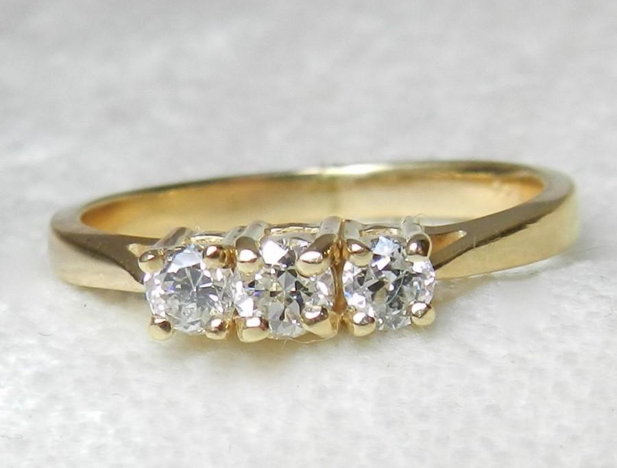 rings gold p cluster diamond future wh wedding present thin past ring