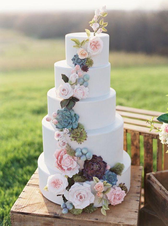Simple Wedding Cakes.Cake Simple Wedding Cakes Made To Inspire 2538551 Weddbook