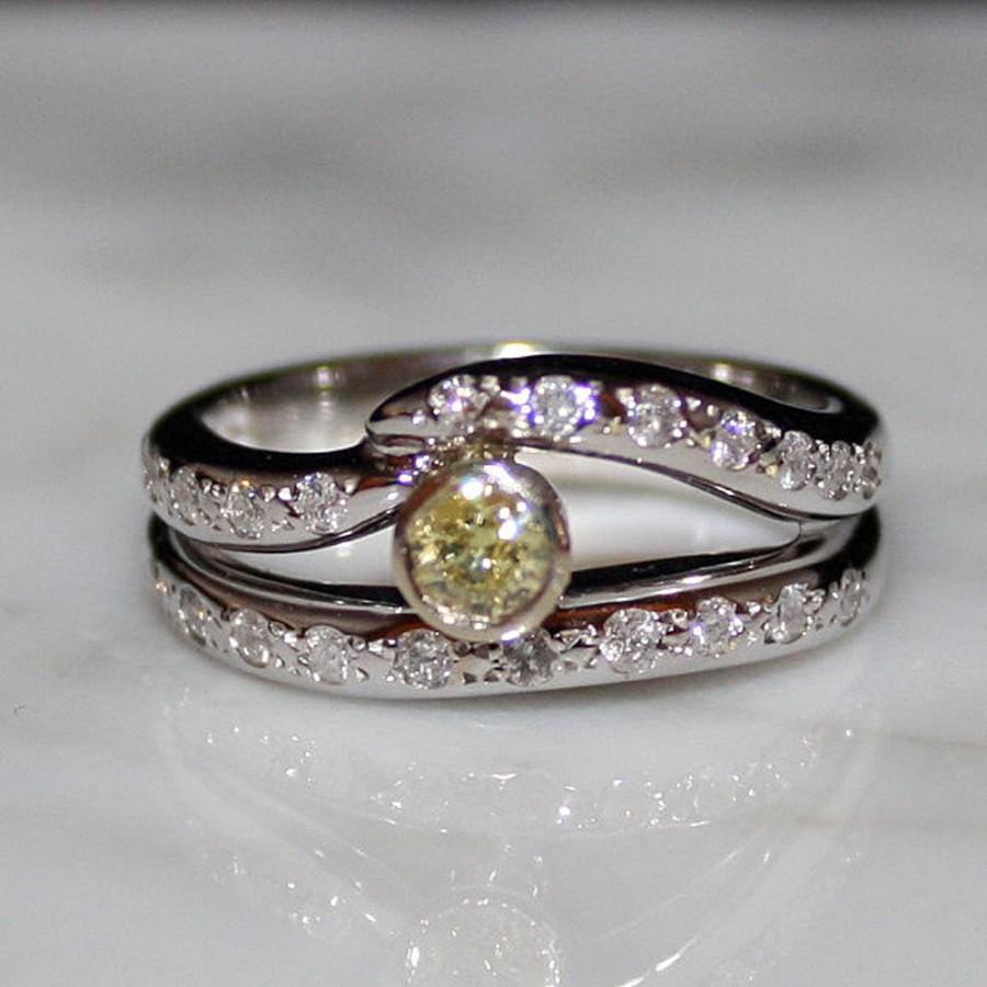 diamond gold platinum jewelry engagement rings ring yellow z canary halo id j at light fancy