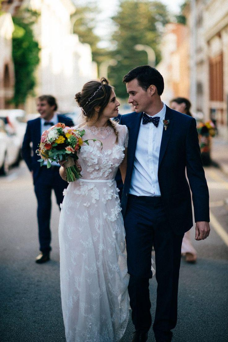Mariage - Alex & Anna's Relaxed Freo Wedding At Moore & Moore - Nouba