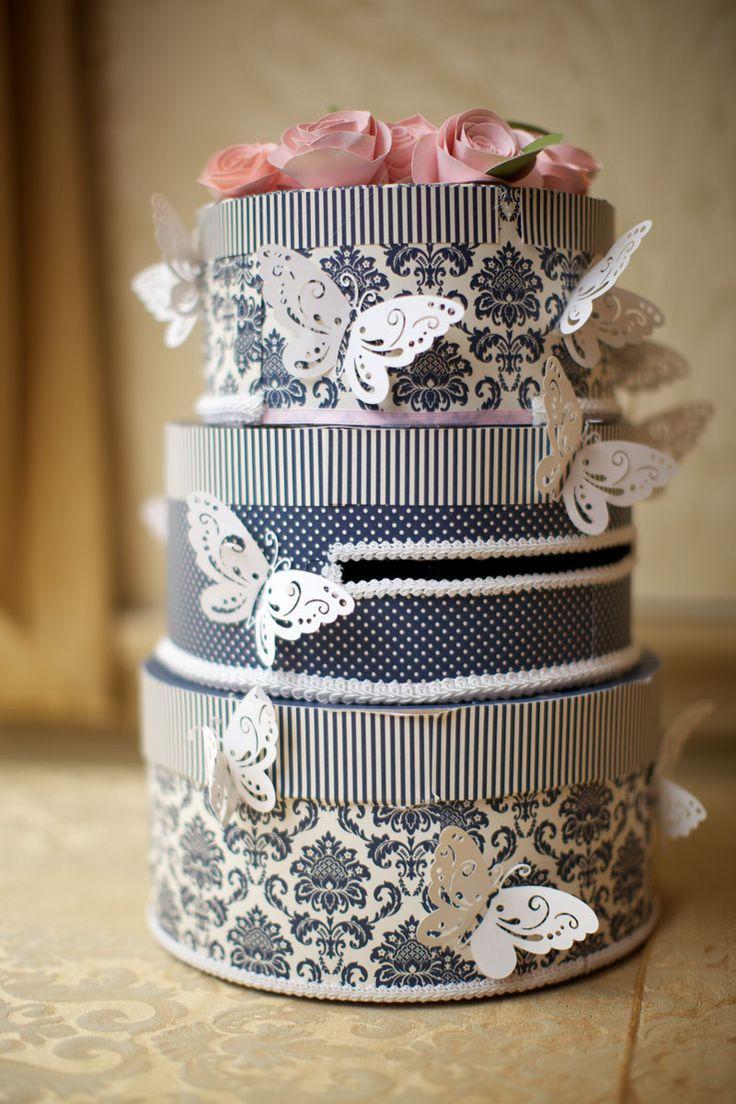 Wedding Cake Card Box: Card Box Wedding Cake Ideas At Websimilar.org