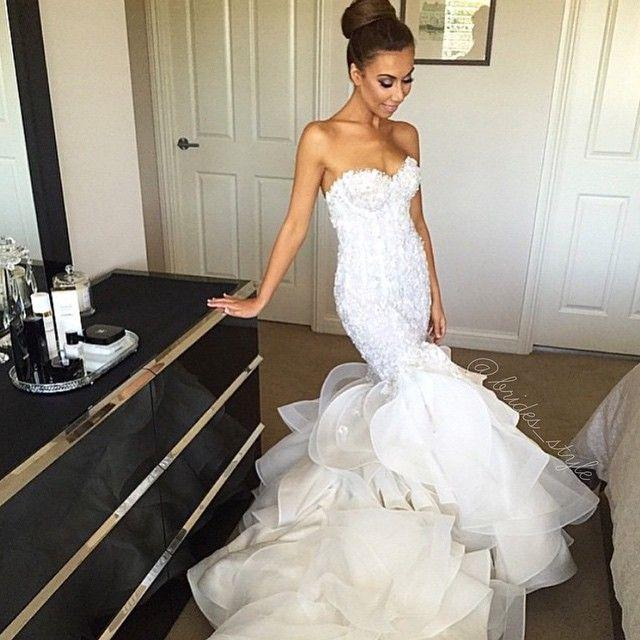 Hochzeit - Instagram Photo By @brides_style (The Brides Style) - Via Iconosquare