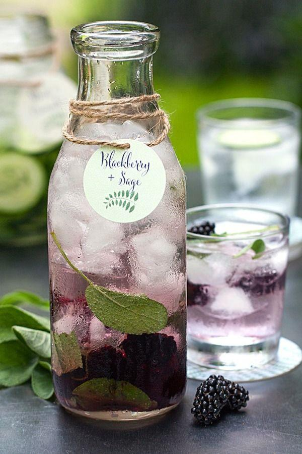 Wedding - Flavored Water for Wedding