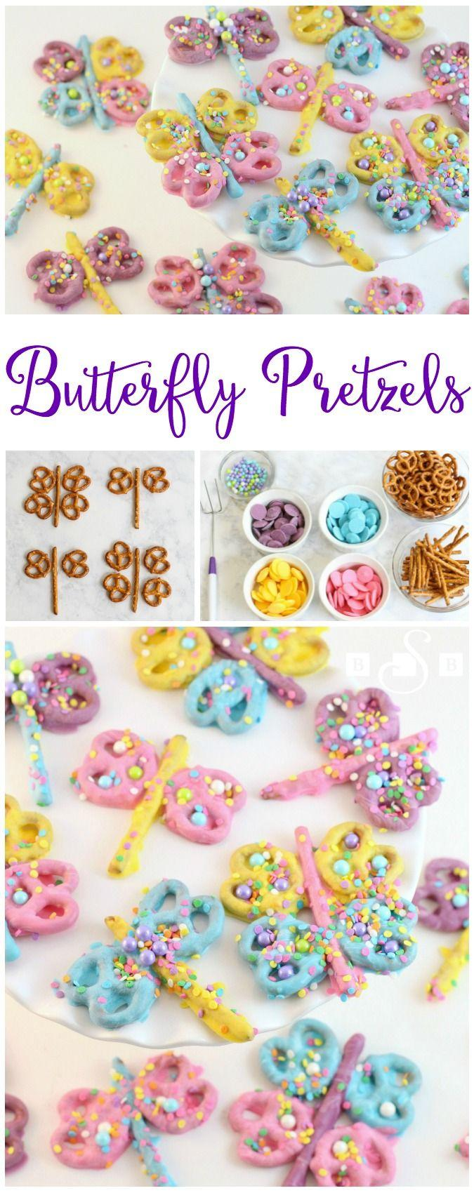 Mariage - BUTTERFLY PRETZELS