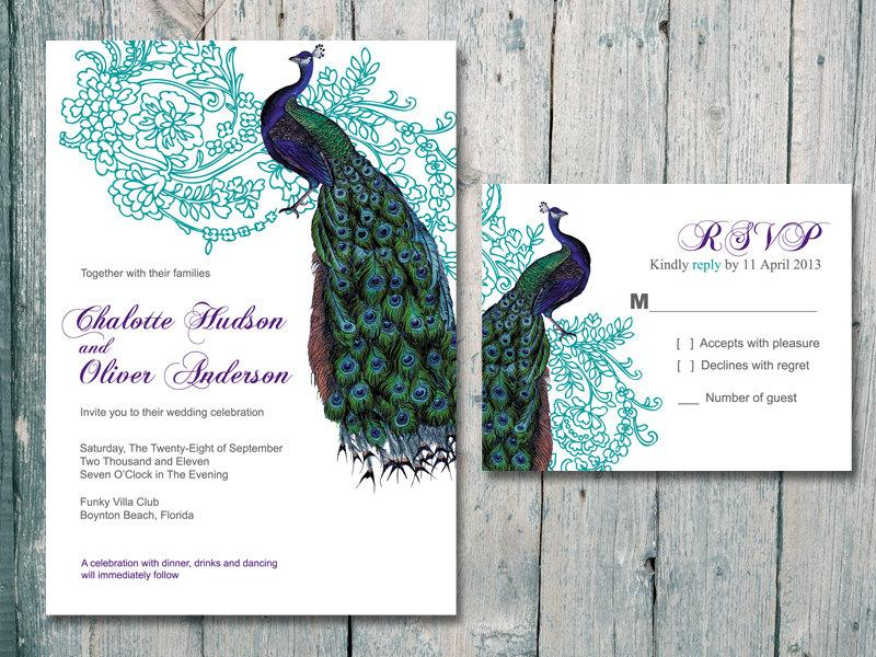 Mariage - Digital Printable Files