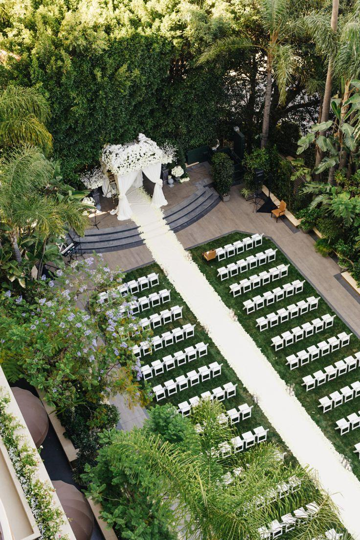 Mariage - Glamorous Beverly Hills Ballroom Wedding
