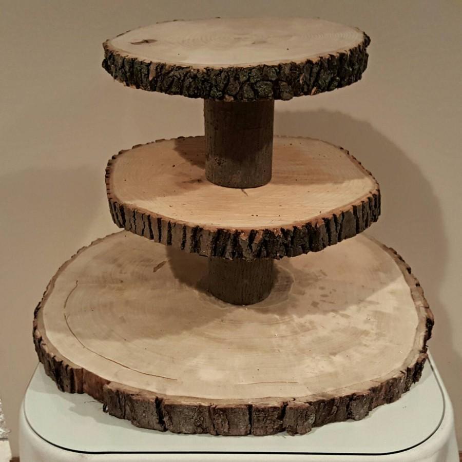 Mariage - Large Cupcake Stand