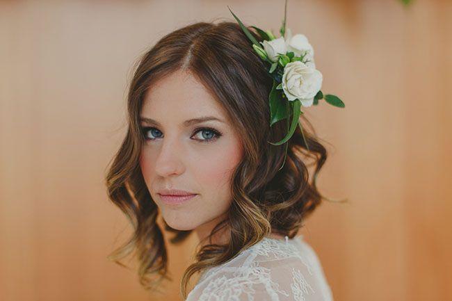 Hochzeit - Ethereal Woodland Wedding Inspiration