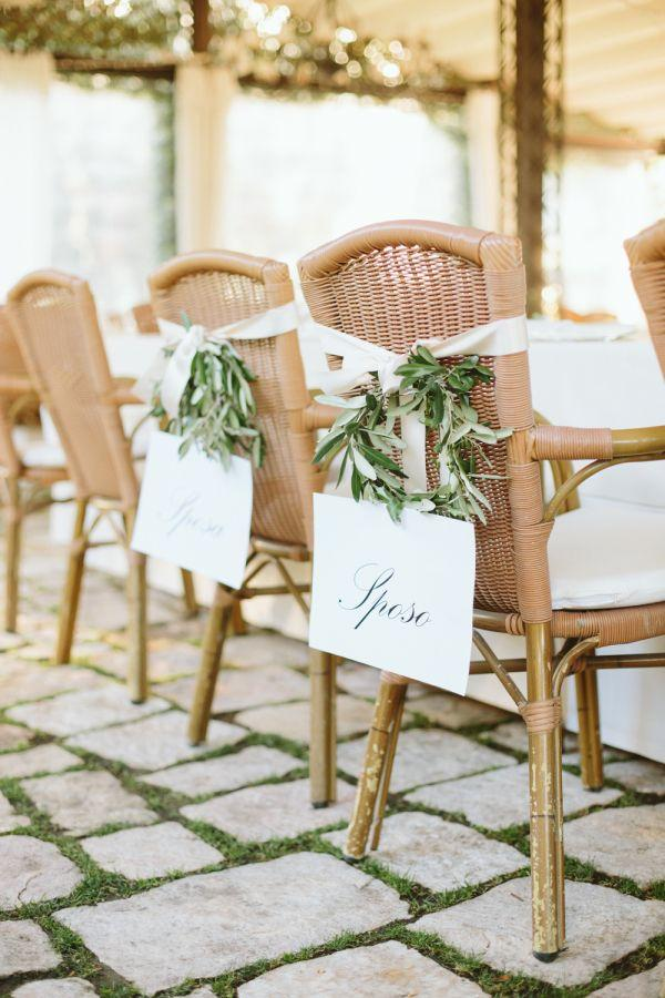 Mariage - The Views Aren't The Only Breathtaking Part Of This Amalfi Coast Wedding