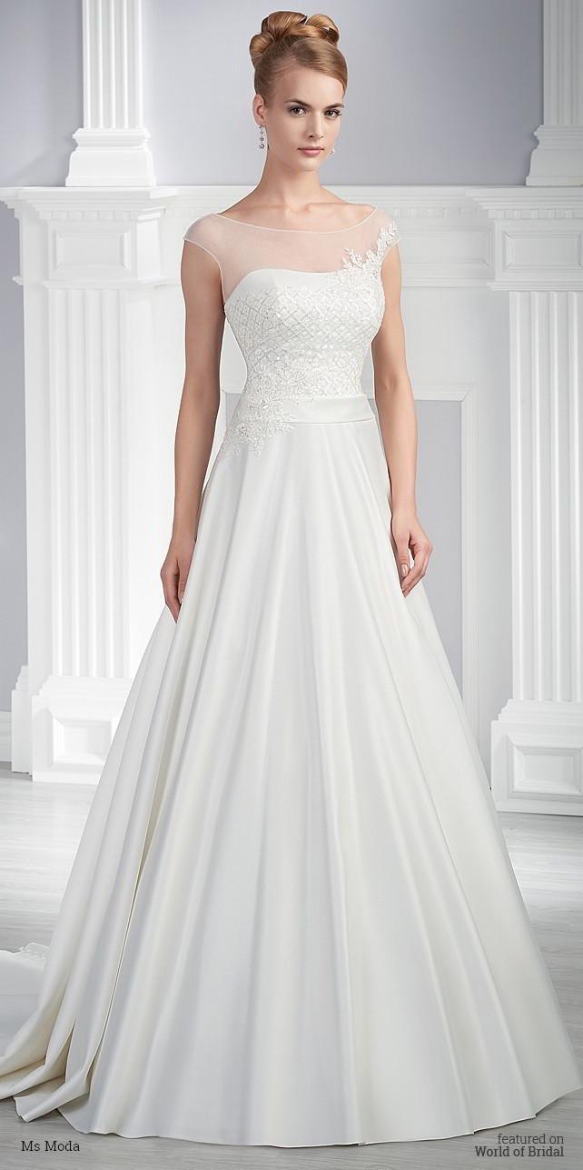 Свадьба - MS Moda 2016 Wedding Dresses