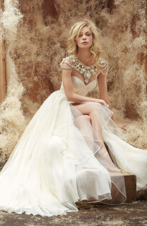 Свадьба - Wedding Dress Inspiration
