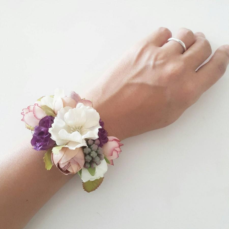 Accessories Silk Flower Bracelet 2539483 Weddbook