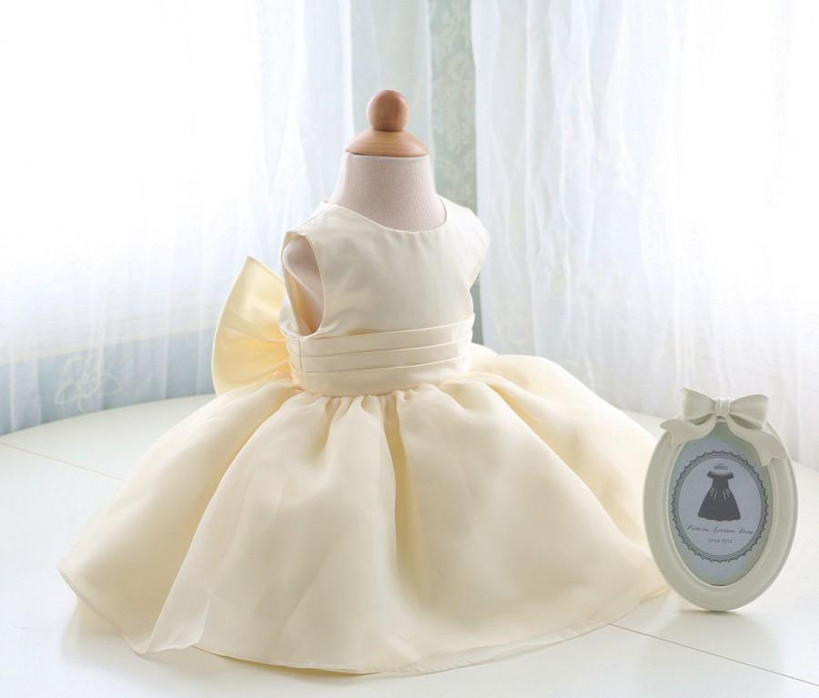 Baby First Communion Dress ead75dac6a7e