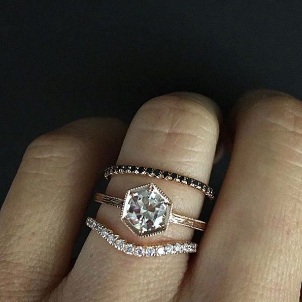 Wedding 21 Engagement Rings That Are Perfect For The Unconventional