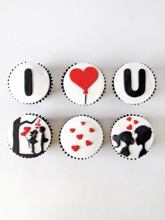 Wedding - Valentine Cupcake Ideas & Inspirations