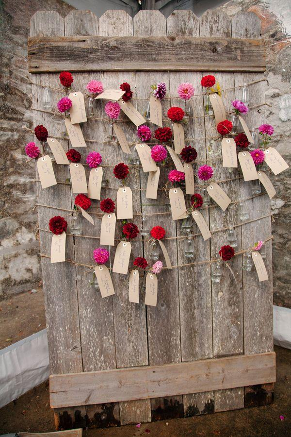 Mariage - California Winery Wedding With Fuchsia Accents
