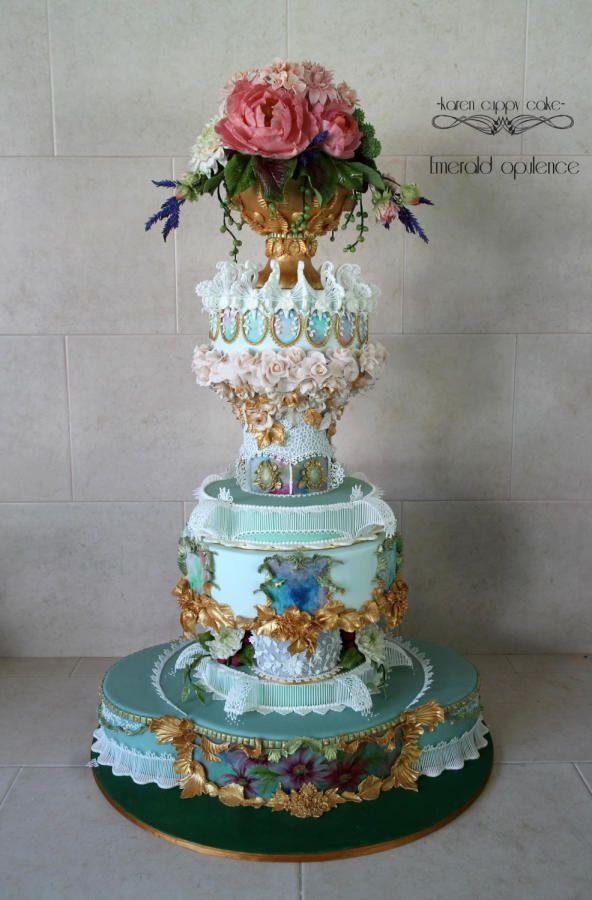Wedding - Emerald Opulence