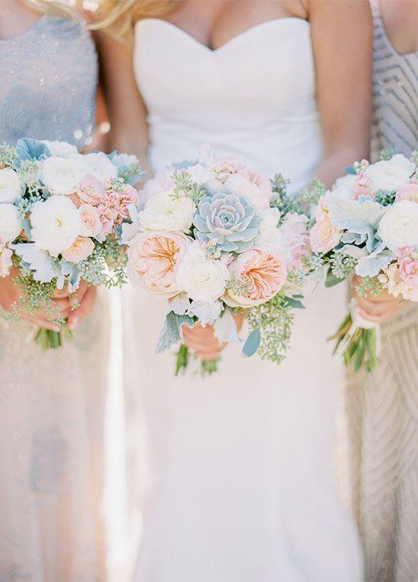 Wedding - Rustic Cream & Blush Arizona Wedding