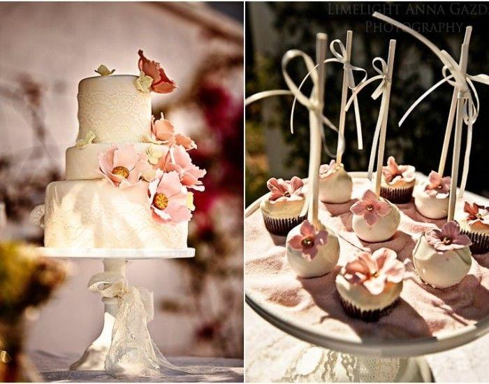 Wedding - Dessert Tables & Treats - Sweet Things By Fi