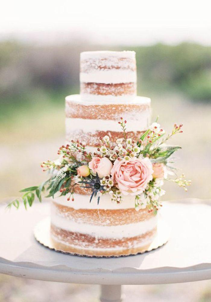 Wedding - These Wedding Cakes Are ALMOST Too Pretty To Eat