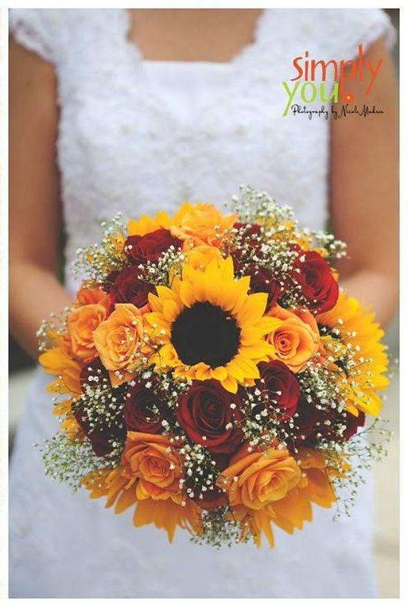 Fall Wedding Decor Ideas #autumn #fall