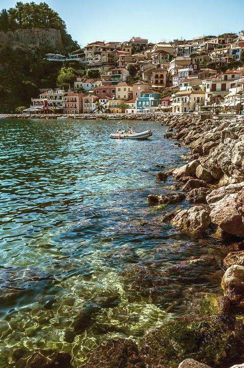 Wedding - Parga - A Look At Parga