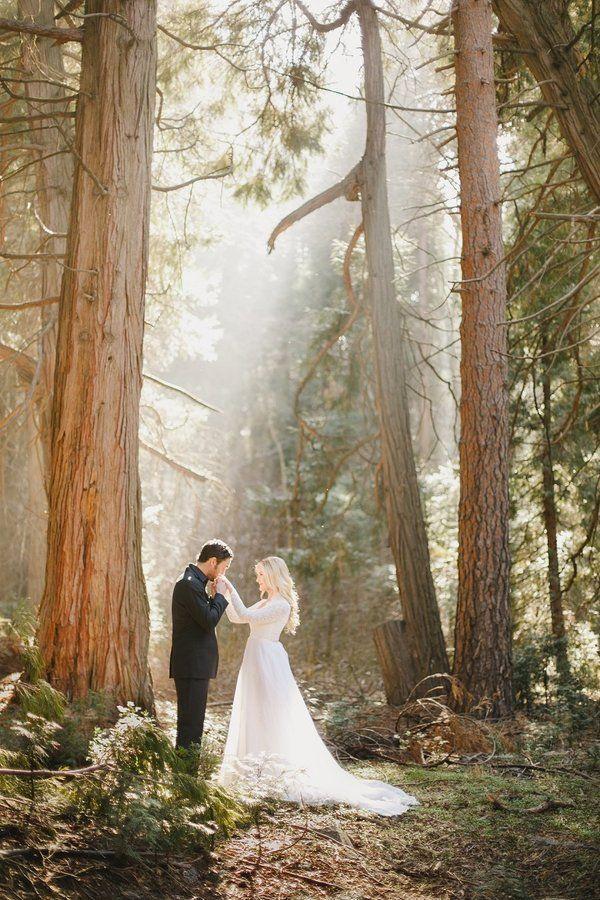 Свадьба - Fairytale Wedding Photos