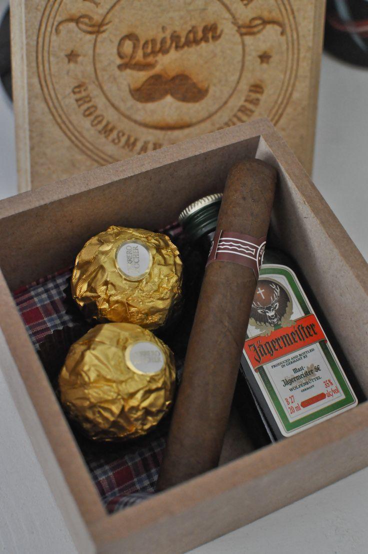 Свадьба - Grooms Men Gifts