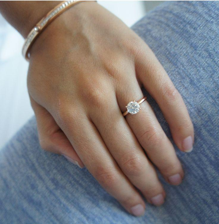 Jewelry  Rose Gold Engagement Ring!!  Weddingbee. Princess Cut Wedding Rings. Cake Rings. Green Plastic Rings. Funky Rings. Ruby Accent Engagement Rings. Moon Rock Wedding Rings. Crisscross Engagement Rings. Wedding Band Engagement Rings
