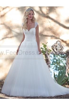 Mariage - Maggie Sottero Wedding Dresses - Style Mindi 6MS174