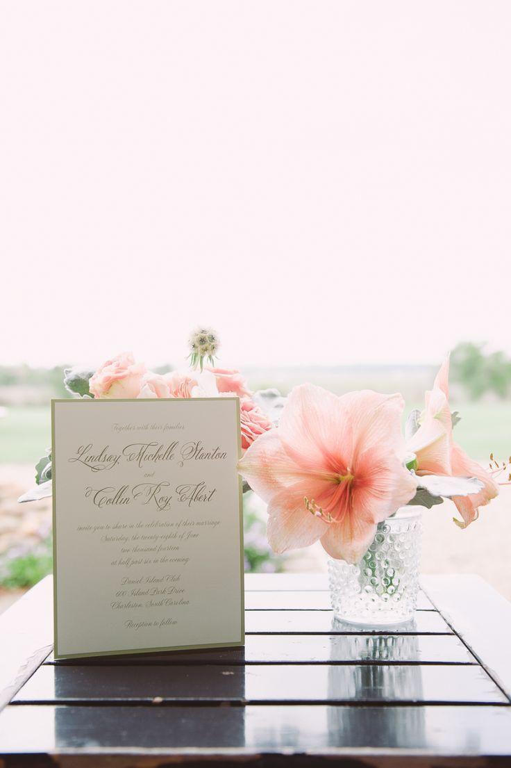 Wedding - Summer Pastel Wedding At Daniel Island Club