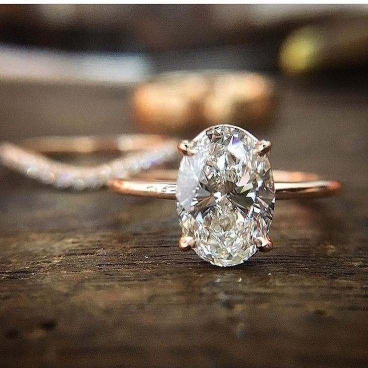 Mariage - The 17 Best Wedding And Engagement Rings To Mix And Stack To Your Heart's Desire