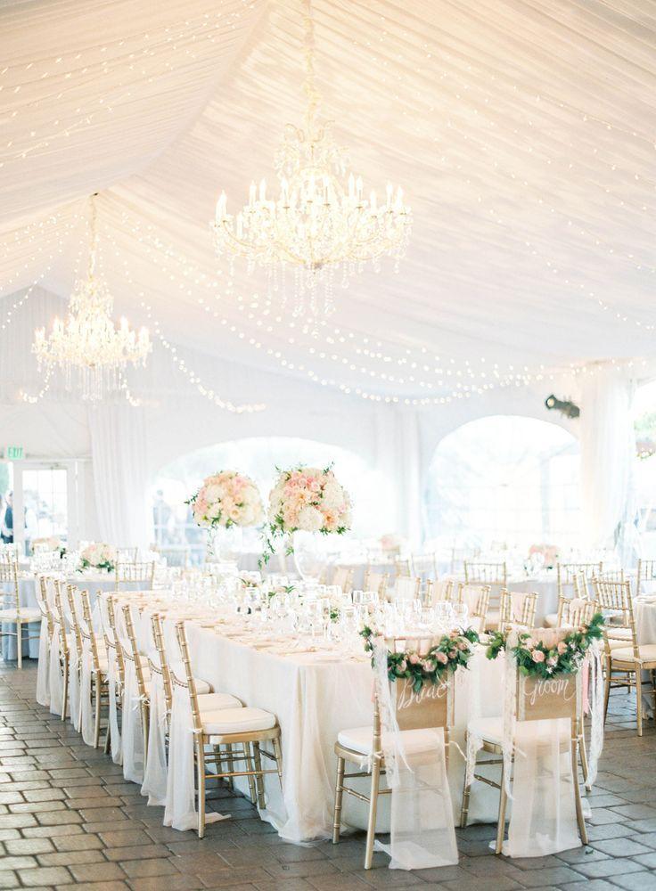 Mariage - Glamorous Tented Sonoma Winery Wedding