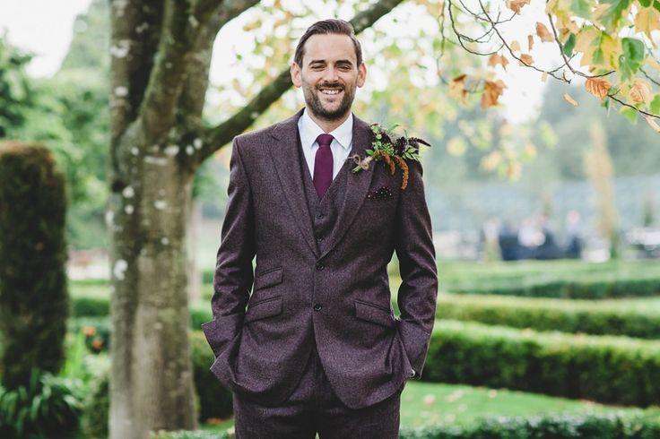 Свадьба - Rustic Luxe - An Elegant And Stylish Autumn Wedding Full Of Sumptuous Seasonal Blooms