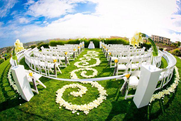 Mariage - Grey And Yellow Glamorous Wedding