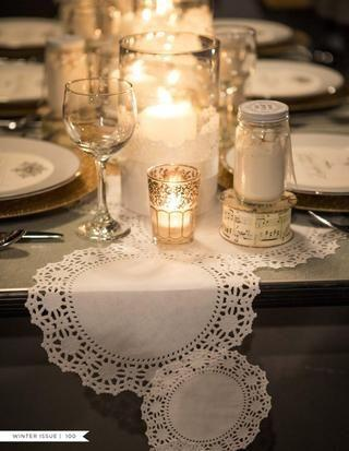 Mariage - Debi Lilly, A Perfect Event, Winter 2013