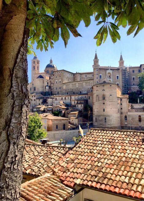 زفاف - Urbino, Een Italiaanse Schoonheid