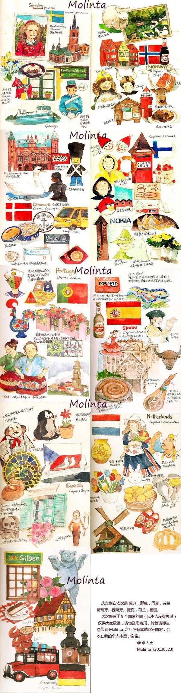 Свадьба - Molinta  的涂鸦王国作品《一些随笔涂鸦》  -  涂鸦王国插画