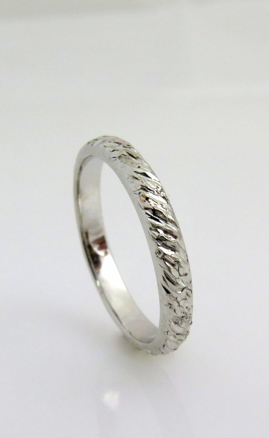 unique wide reticulated silver wedding band rustic wedding bands Unique Wide Reticulated Silver Wedding Band Handmade Rustic Wedding Band Artisan Commitment Band Contemporary Wearable Wedding Art