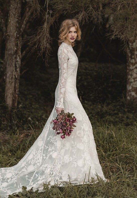 زفاف - Rue De Seine Wedding Dress