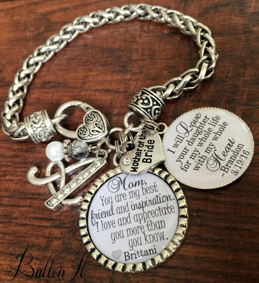 Wedding Gift For Bride From Best Friend: Mother Of The BRIDE Gift, Mother Of The GROOM Gift
