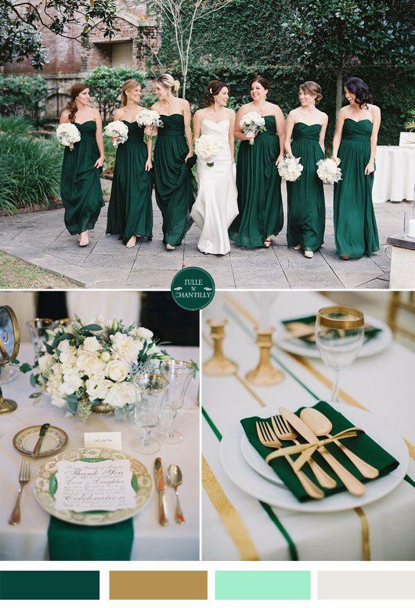 wedding theme wedding color trends 2015 jewel tones 2541636