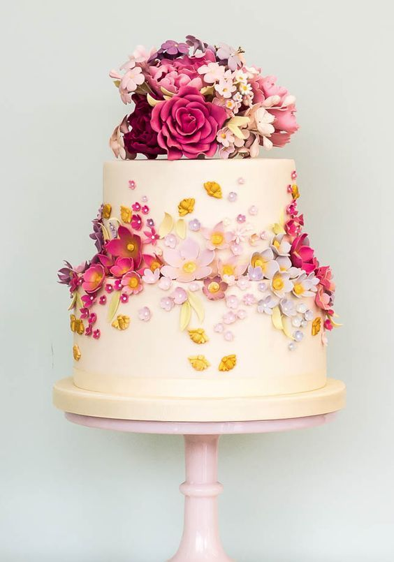 Wedding - Wedding Cake Inspiration