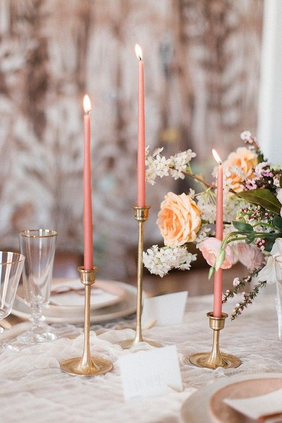 Hochzeit - Brown and Pink Theme