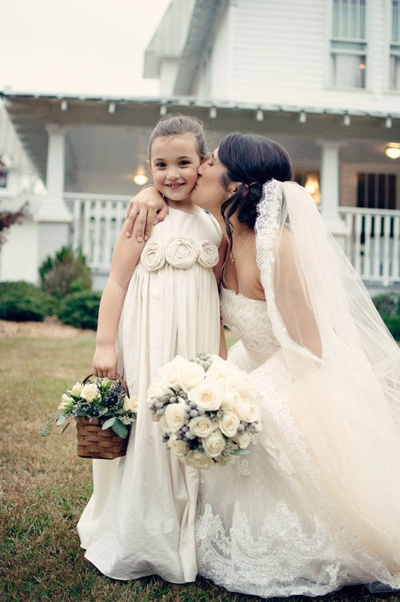 c2f6d694f4b Flower Girl Dress