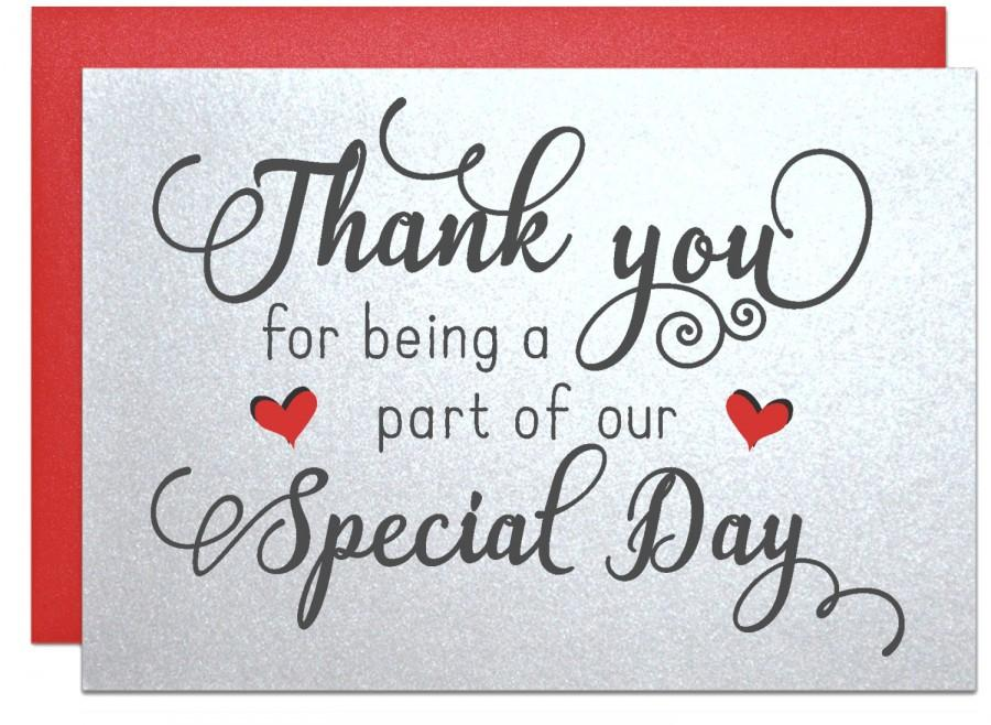 Thank You Cards For Wedding  CreditrestoreUs