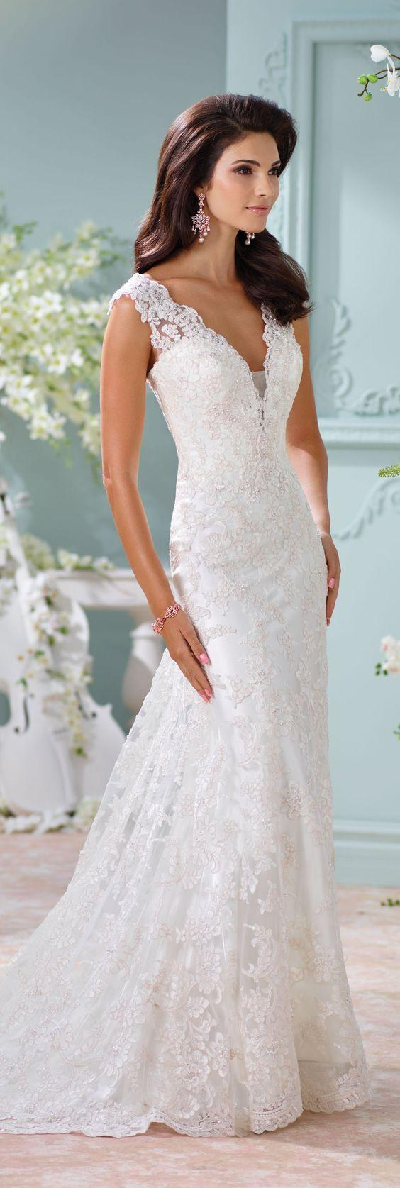 زفاف - Beautiful Wedding Dress