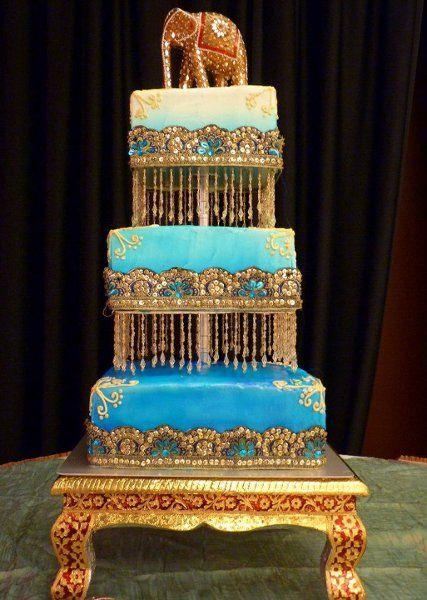 Beautiful Over The Top Wedding Cakes Contemporary - Styles & Ideas ...