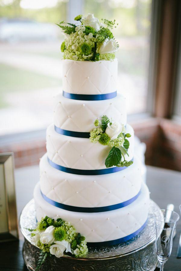 Hochzeit - Navy & Green Country Chic/Rustic Georgia Wedding