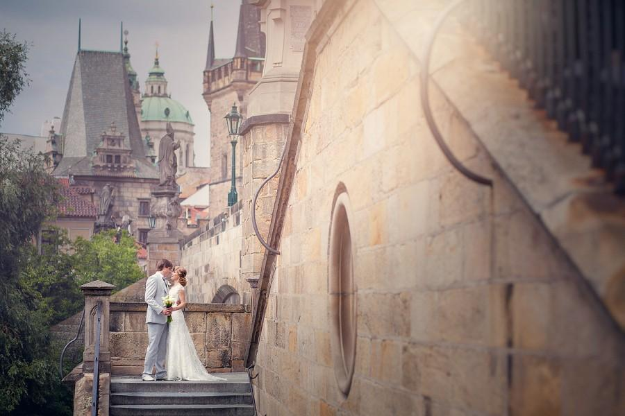 Свадьба - Wedding photography in Prague